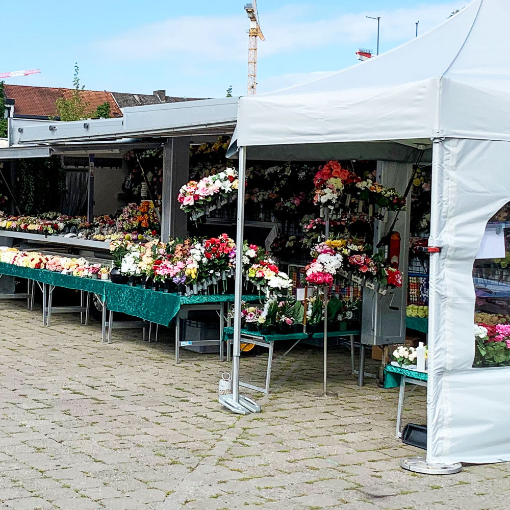 Sunshine-Colours Markt Hasselt
